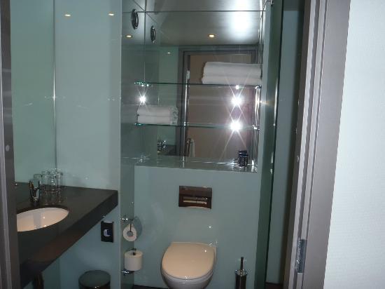 Ramada Encore Kiev: Bathroom