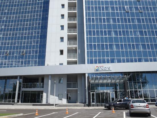 Ramada Encore Kiev: Hotel