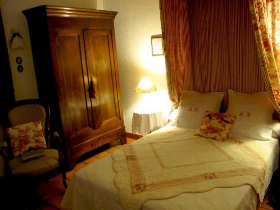 Domaine du Bois Vert : Chambre