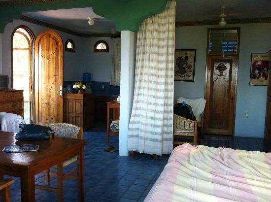 Studios Tabachin del Puerto : Spacious suite