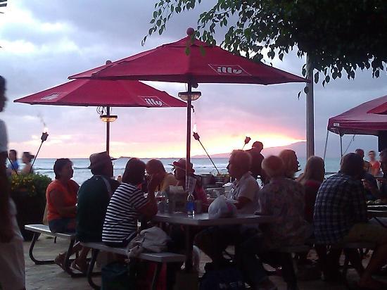 Queen Street Cafe Honolulu