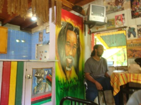 Freedom Fighters Ital Shack: The Shack.