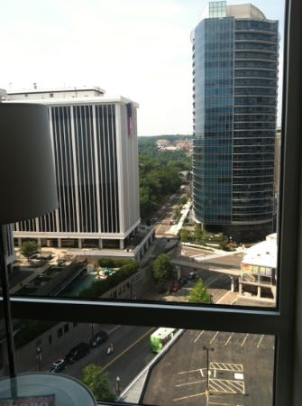 Hyatt Arlington: our view