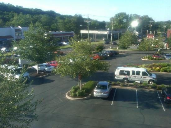 Hilton Garden Inn Norwalk: view