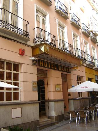Hotel Comfort Dauro 2: Front of hotel