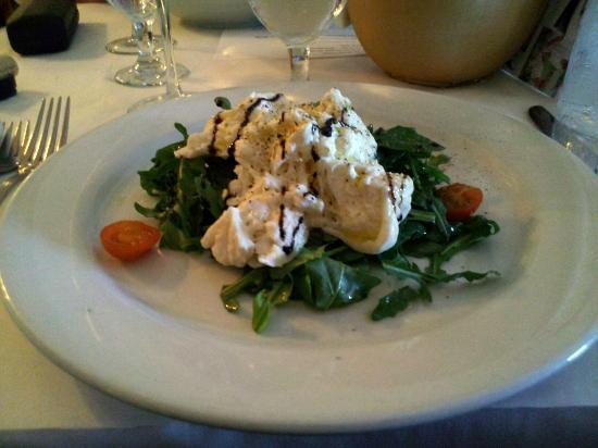 Trattoria Grappolo: Special Salad.