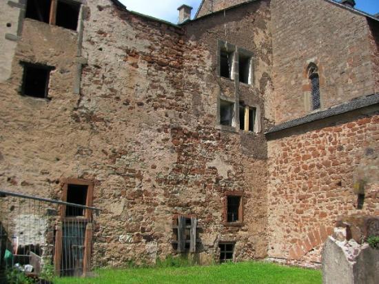 Scheune der Erzbischoflichen Burg