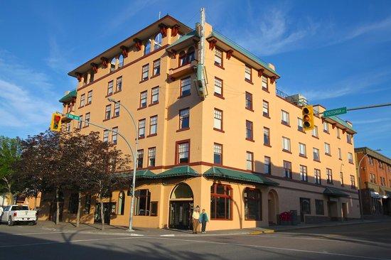 The Plaza Hotel Kamloops Bc
