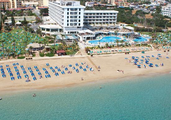 Zypern Protaras Hotel Sunrise Beach