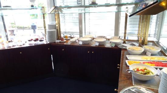 Steigenberger Conti-Hansa: Frühstück