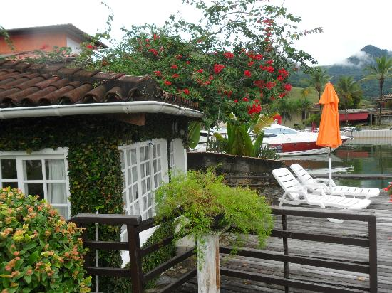 Angra Boutique Hotel: A view of our room