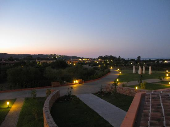 Hotel I Corbezzoli: Hotelgelände