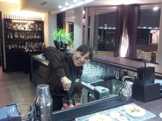 Aqualux Hotel Spa & Suite Bardolino: Bar