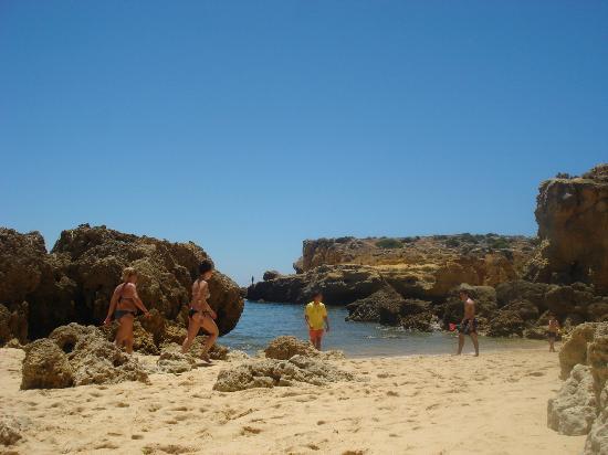 Hotel Maritur: beach!