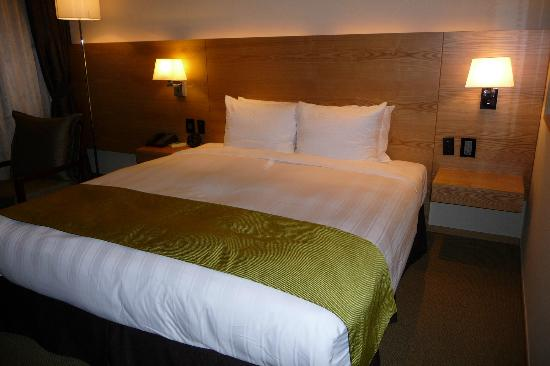 Holiday Inn Gwangju: Big bed