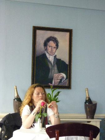 The Regency Tea Rooms: Darcy!