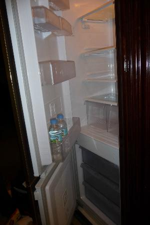 Hotel Artnouveau Seocho: Refrigerator