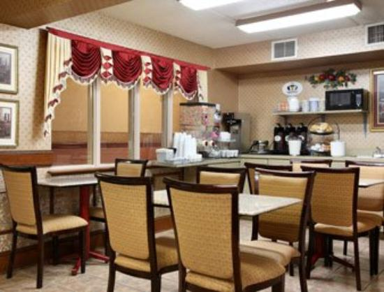 Super 8 Dandridge: Breakfast Area