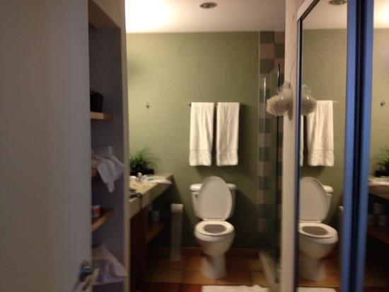El Paseo Hotel: bathroom