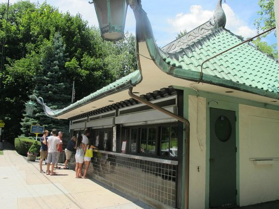 Photo of American Restaurant Walter's Hot Dog Stand at 937 Palmer Ave, Mamaroneck, NY 10543, United States