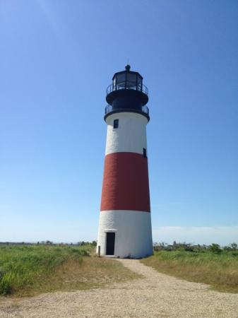 Sankaty Head Lighthouse: must see lighthouse