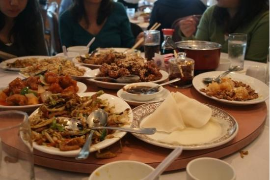 Tam's Cuisine of China: Tam's Cuisine, Pacifica, CA, food