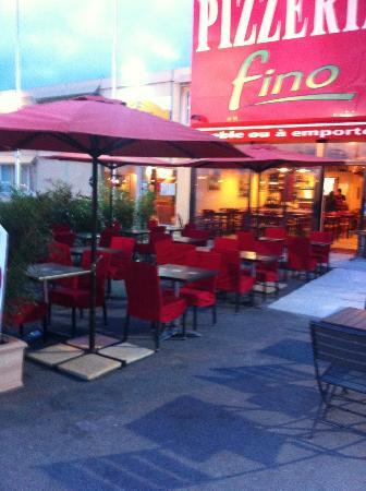 Perols, France: La terrasse