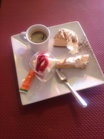 Perols, France: Le café gourmand
