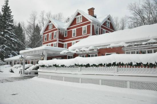 Winter, Spring, Summer or Fall Springside Inn is Heaven on Earth to me!
