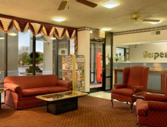Super 8 Bulls Gap Greeneville Area : Lobby