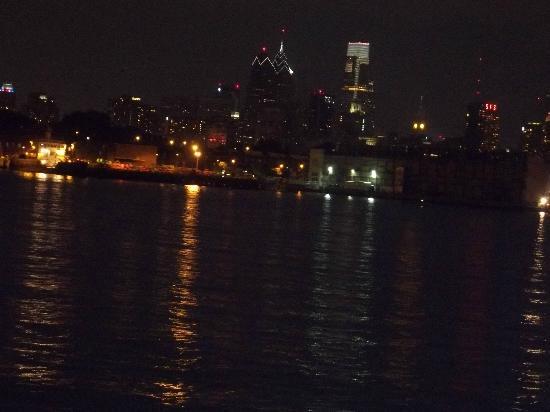 Spirit of Philadelphia: View from Spirit 3