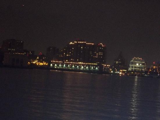 Spirit of Philadelphia: View from Spirit 8