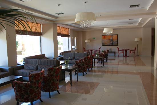 Libyan Princess: Lounge area