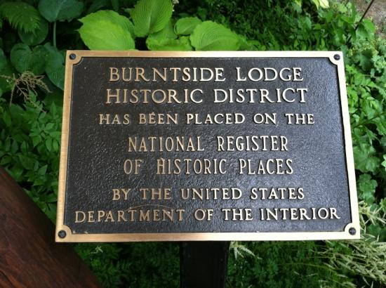 Burntside Lodge: it was a trading post