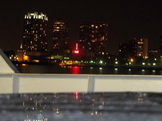 Spirit of Philadelphia: View from Spirit 9