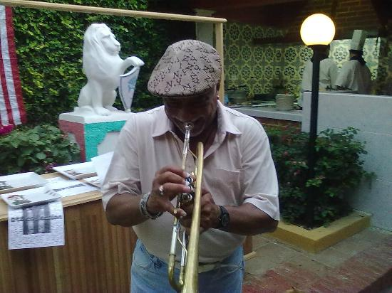 Paladar  Davimart : tromba