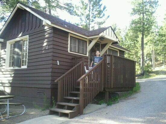 Legion Lake Resort: Cabin number 1