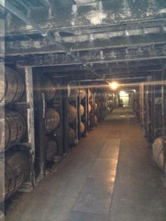 Kentucky: Barrels!