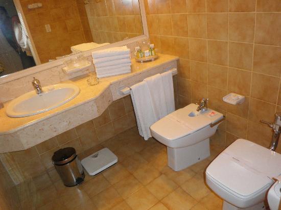 Melia Santiago de Cuba: El baño