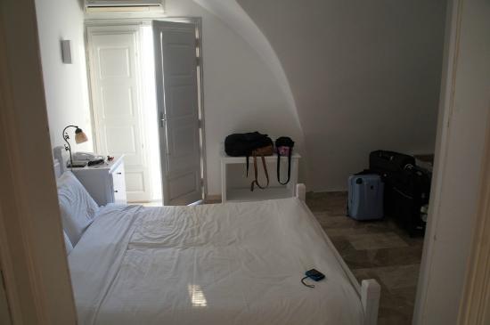 Hotel Thireas: Quarto