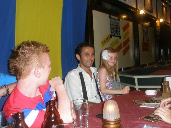 Anfi Bar Restaurant: .