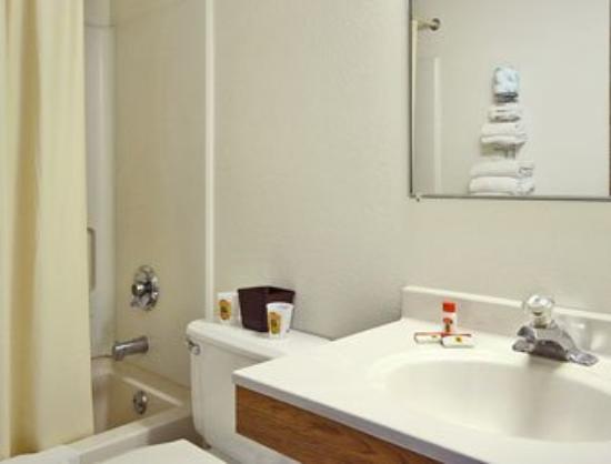 Econo Lodge New Ulm: Bathroom