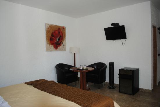 El Molino Hotel & Restaurante: Suite