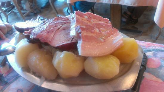 Hotel-Restaurant Au Tilleul : Mmmm
