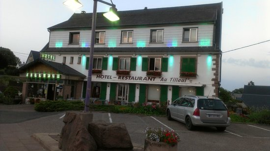 Photo of Hotel Restaurant Au Tilleul Colmar