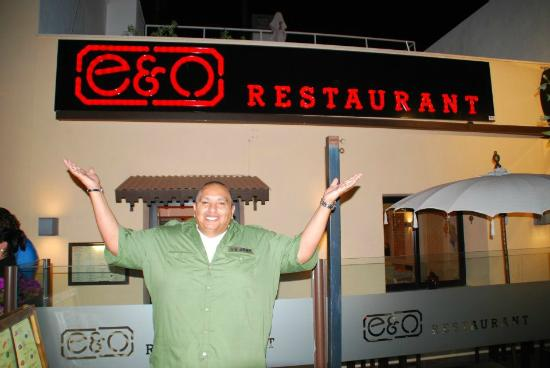 Restaurant E&O Marbella