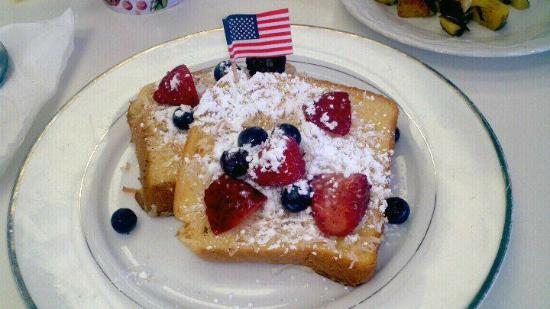 Port Saint Lucie, Flórida: Coconut French Toast