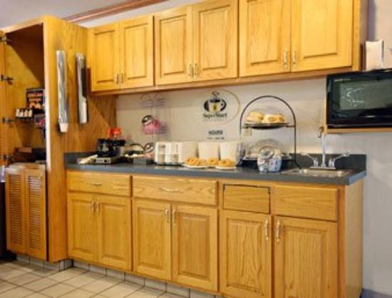 Super 8 Canonsburg/Pittsburgh Area: Breakfast Area