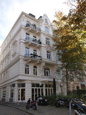 Hotel Pacific: Ganz in der Nähe - das schöne Schanzenviertel