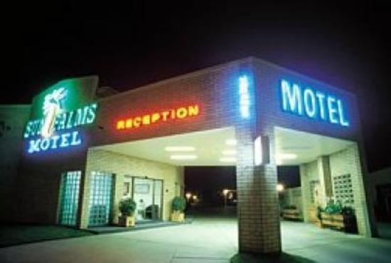 Rockhampton, Australia: Front of Hotel/Motel